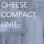 cheese compact unit