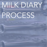 Milk dairy process
